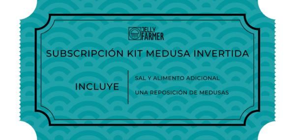 subscripcion kit medusa invertida